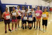 Senior Volley Ball
