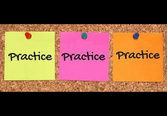 Graduation Practice:  MONDAY - MAY 24th