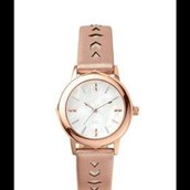 Icon Convertible Watch, rose gold- $148