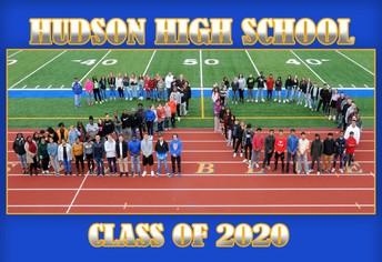 Senior Awards & Graduation 2020