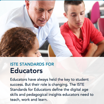 Unpack the ISTE Standards: New flexible online resources for busy educators