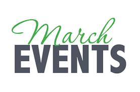 IGHS Events for March