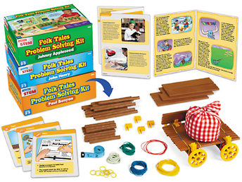 Folk Tales Problem Solving STEM kit