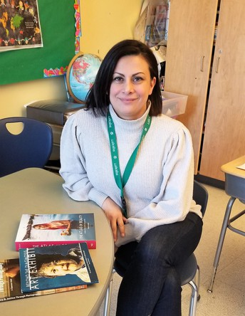Featured Teacher- Vivian McNeely and The Memory Project at Bancroft Elementary