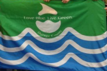 York Center has Earned the Water Quality Flag!