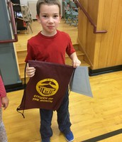 PCS 2nd grade Citizen of the Month