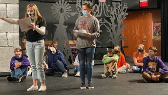 """SEE JACKSON SCHOOL FOR THE ARTS PERFORM """"THE WIZARD OF OZ"""" FROM YOUR HOME"""