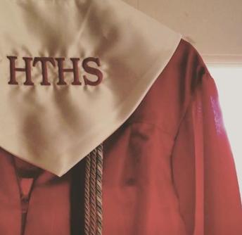 HTHS Graduation Gown