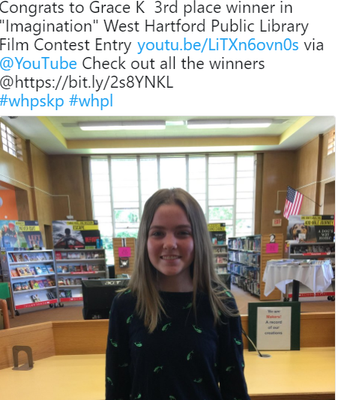 WeHa Library Film Contest Winter