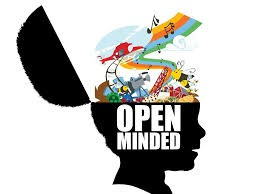 Be Open-Minded and Collaborative!