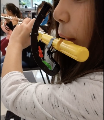 Flute Fans