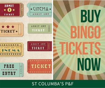 Book Your Bingo Ticket!