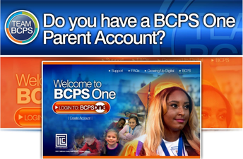 BCPS ONE PARENT INFORMATION