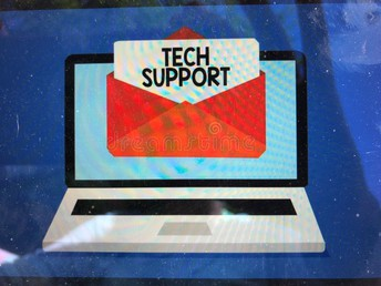 Tech Support for Student Devices from School