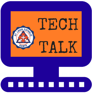 Tech Talk - Summer Tech Training & Laptop Reminders