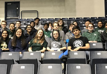 Gators of the Week:  Science Olympiad Wins 2nd and Qualifies for State