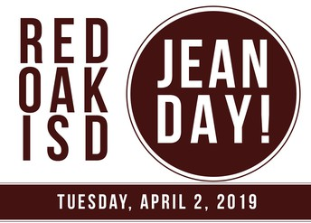 Jean Day on April 2!