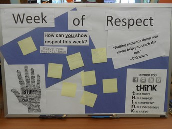 Week of Respect