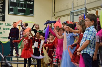 Elementary Concert - Thursday, May 23rd at 6pm
