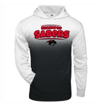 Sabers Hoodie $45