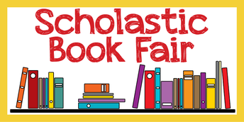 Book Fair STARTS TOMORROW!