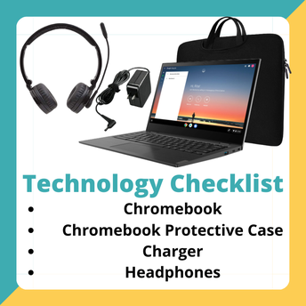 TECHNOLOGY CHECKLIST: