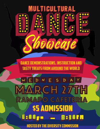 Multicultural Dance Showcase