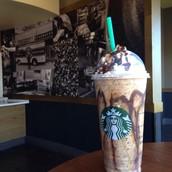 Twix Frappuccino
