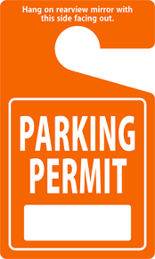 Parking Passes for 2020-2021 School Year