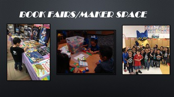 Maker Space/Book Fairs