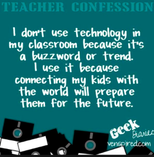 Mrs. Clefisch's Technology Philosophy