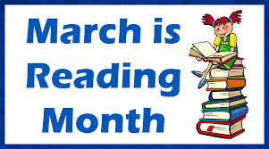 March is Reading Month Prizes