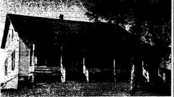 Churchill's Forbear Lived Near Marion