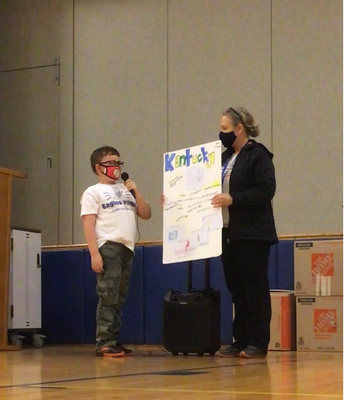 2nd & 3rd Grade State reports!