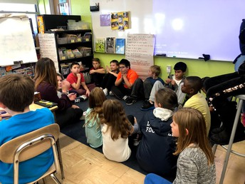 Restorative Circles with our Elementary Students
