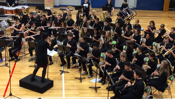 Cedar Park Bands Showcase Talents