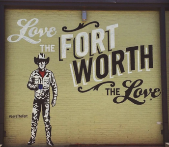 Love the Fort Worth the Love