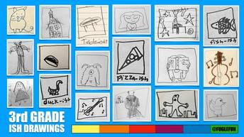 ISH-ly Drawings