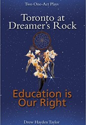 Toronto at Dreamer's Rock - Education is our Right
