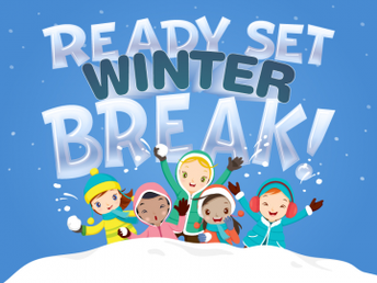 Winter Break--No School!
