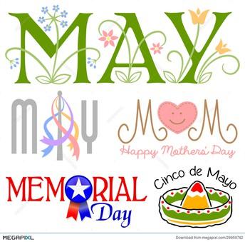May 3 - 7