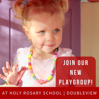 JOIN OUR NEW PLAYGROUP!