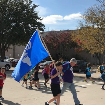 Our Water Walk 2017-2018