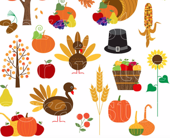 Directed Draw: Thanksgiving