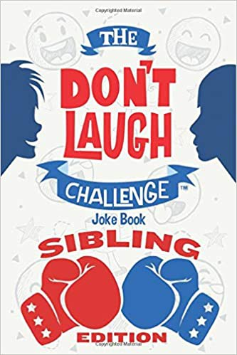 A book your child might like...Don't Laugh Challenge by Billy Boy (Something for the whole family)