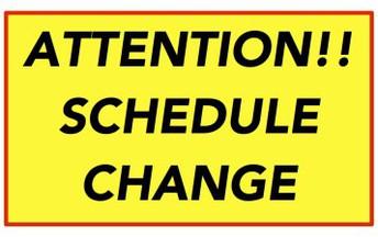 Virtual Schedule Enhancements