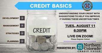 8/11 - Credit Workshop