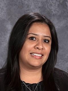 Angelica Espinoza, School Counselor