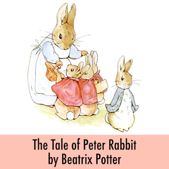 Screenshot of Peter Rabbit from The Tale of Peter Rabbit by Beatrix Potter