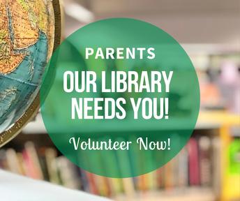 Library - Parent Volunteers